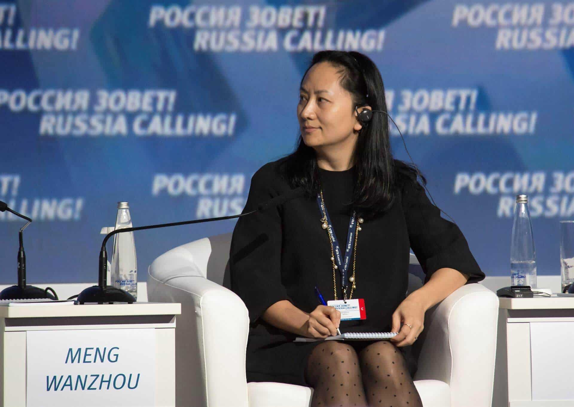 The US Requests Extradition Of Huawei CFO
