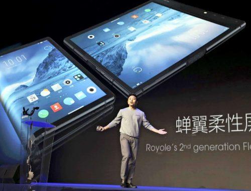 Flexible Smartphones