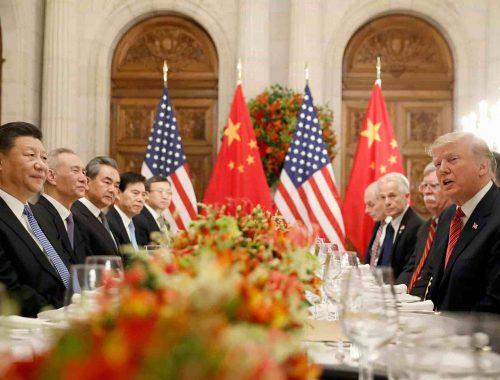 No Deal Agreed as US-China Talks Halt