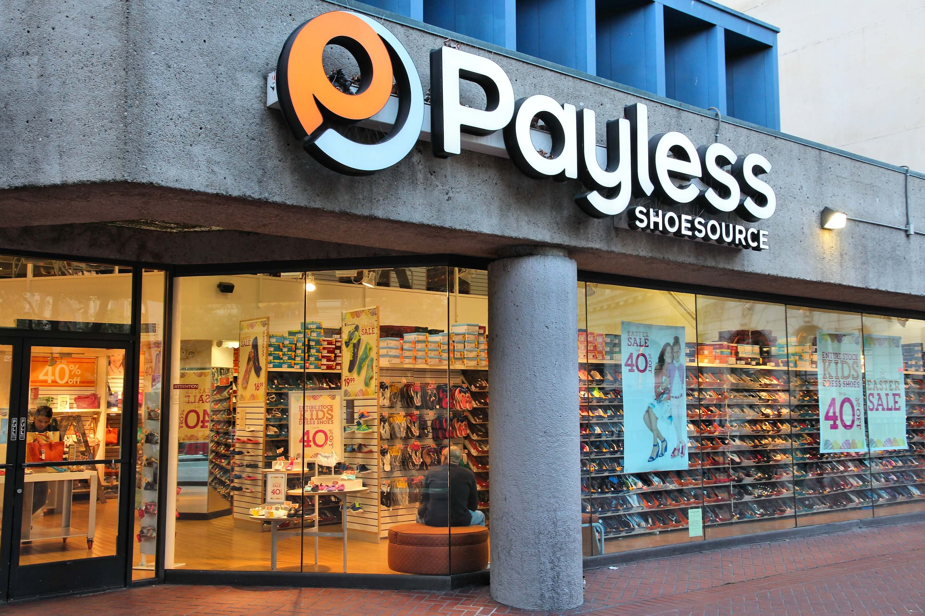 Payless Announces Withdrawal of Business From US
