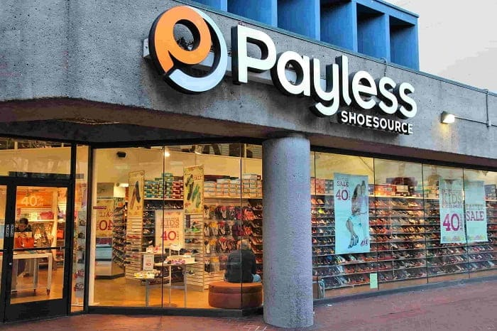 Payless Announces Withdrawal