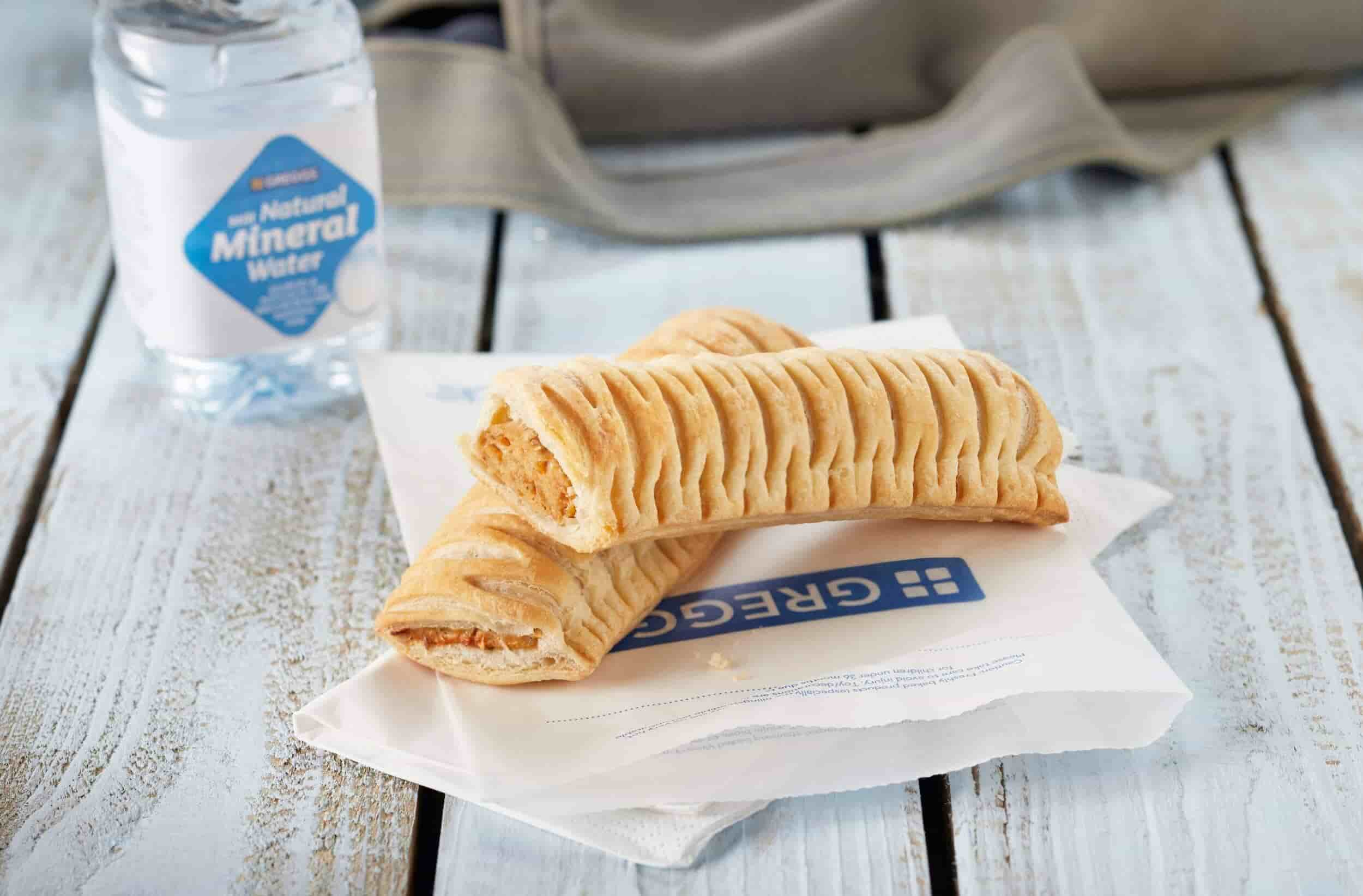 Greggs Credits the Vegan Sausage Roll for Sales Surge