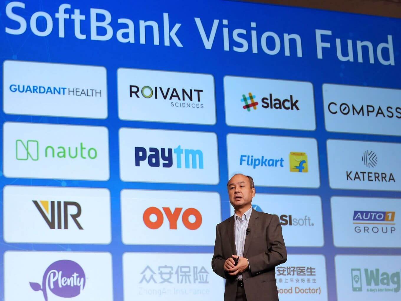 SoftBanks New Venture Capital Fund to help Early Startups