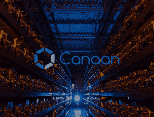 Chinese Cryptocurrency Mining Firm Canaan Planning to List IPO in the US