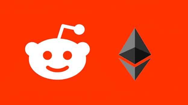 Reddit's Community Points on Ethereum