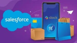 Salesforce Buys Messaging App, Slack