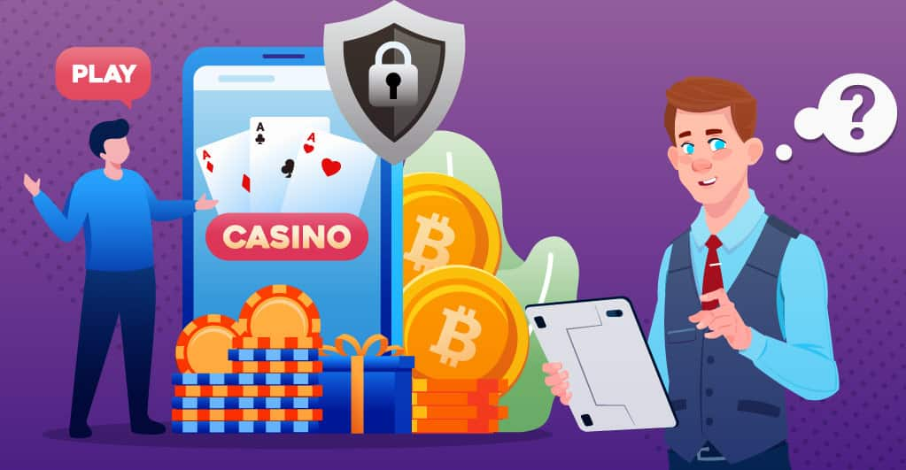 Playing at Bitcoin Casinos